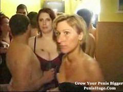 Swinger, Orgy, German, Swingers, Party