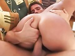 Enorme sexe, Profundo anal