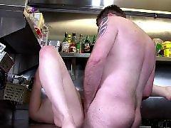 لفي المطبخ, شقراء فى المطبخ, زوجان في المطبخ, في المطبخ, المطبخ