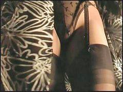 Lace, Black lace, Black