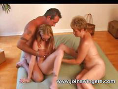 Young, Swingers, Seduce