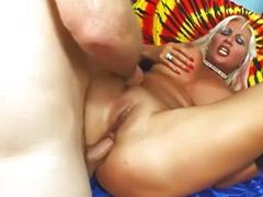 肛门射精, 亚洲熟女, 自慰 肛交, 棒棒自慰, 剃毛肛交, 乳交射