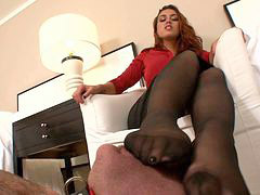Foot, Stockings