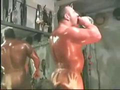 Muscle, Oil, Muscled, Oiled, Worshipping, Worshiping