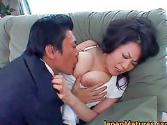 Asian mature, Miki sato