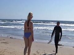 Пляж возбуждает, На пляжи, Мамьи, На пляже