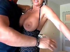 Swallow blonde, Swallow big, Fuck swallow, Gets boobs, Gets big boobs, Busty blonde cum swallowing
