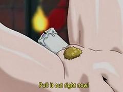 Beg, To big, Hentai bondage, Big tits hentai, Begging, Tit to tit