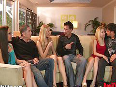 Swingers, Groupsex