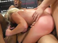 Interracial anal, Alexis ford, Gangbang interracial, Anal interracial, Blonde interracial gangbang, Gangbang anal