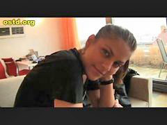 Czech, Teen, Casting, Girl girl casting, 2 czech, Czech girls
