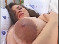 Pregnant, Hairy