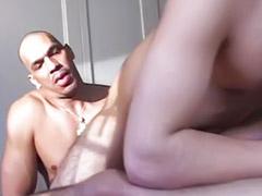 Výstrek do riti, Homosexuál