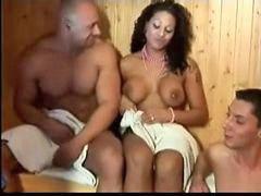 Sauna, Àràbi, Steam, Saunas, Big, Biña