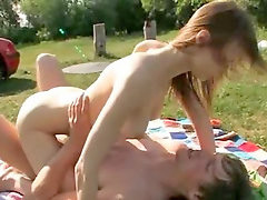 Polish, Teenager, Teenages, Outdoor polish, Teenager fuck, Teenage fuck