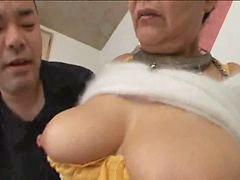 Granny, Japanese granny