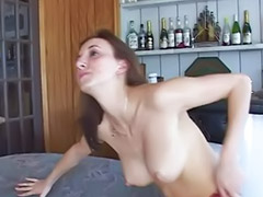 Anal, Pantyhose, Fisting, Holiday, Anal fist, High heels