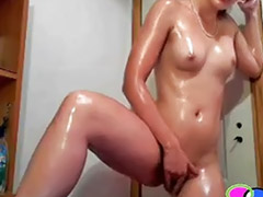 Fit girl, Girl orgasms, Amateur orgasms, 2013, Amateur orgasm, Orgasm girl