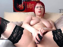 Toy and fuck, Rubbing masturbation, Rubbing herself, Rubbing boobs, Rub a girl, Redheads masturbate
