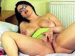Mature masturbation, Mature, Milf, Big tits
