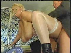 Big tits, Cumshot
