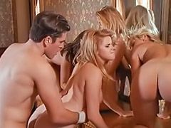 Stephanie, Anal licking, Tony, Gangbang anal, Lil, Licking cum