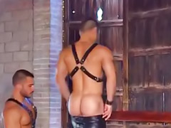 Leather, Gay leather, Anal bareback, Hot muscular, Leather anal, Gay bareback