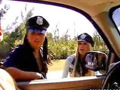 Lesbian, Lesbian cop, Cop lesbian, Cop, Cops, Ops