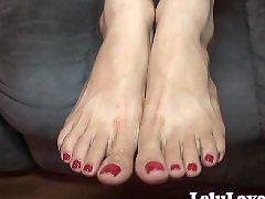 عاشق پا, ناخن پا, احمر خدود