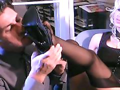 Secretary stocking, Secretary fuck, Secretary big, Garters, Garter fuck, Busty stocking