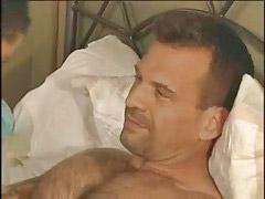 Nackt in, Ins bett, In bis, Warten, Dad nackt, Vati ich
