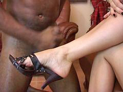 Feet, Jerk for, Jerking her, Jerking for, Feets, Feeting