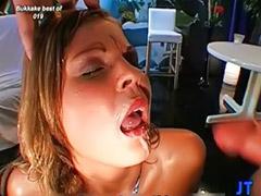 Gangbang blonde, Slut gangbang, Slut facial, Sexy slut, Sexy facial, Her slut