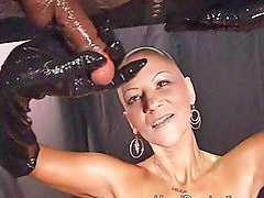 Black, Mistress, Milk, Milking