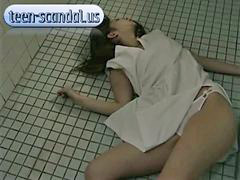 Japan, Teen, Gangbang, Scandal