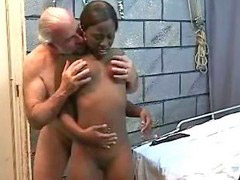 Interracial, Old young, Slim, Old and young, Young and old, Female