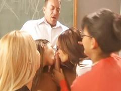 Teacher gangbanged, Teen gangbang, Blow bang, Gangbang teen, Blowbang, Sex student