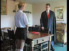 School girl, Spanking, Spanked, Spank, School, Girl