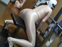 Japanese, Asian pantyhose, Japanese pantyhose, Brunette panty, Pantyhose japanese, Model asian
