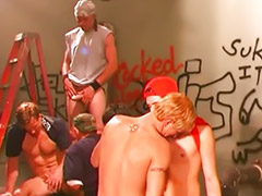 Gay group, Initial e, Group gays, Gays group, Initiate, Group sex gay