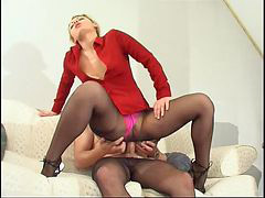 Pantyhosed, You porno, Pantyho