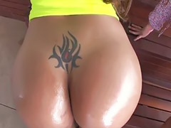Latin ass, Threesome tits, Threesome latin, Threesome big ass, Threesome big tits, Sandra r