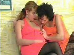 Pregnant, Lesbian