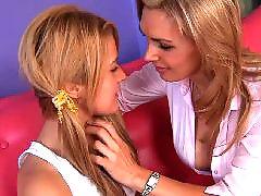 Azgın lezbiyen, Sevimli lezbiyenler, Lezbiyen
