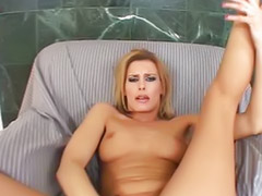 Masturbation milf, Lon to, Milf masturbation, Darryl, Blond solo, To have