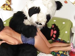 Bear sex, Huge sex, Sex with sex toys, Funny, Couple with teen, Bear