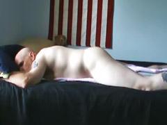 Blanket, Bobbi, Bobby, Rubbing masturbation, Rubbing the, Penis solo