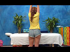 Massage teen, Teens massage, Teen massage, Teen red, Red teen, Massage gets
