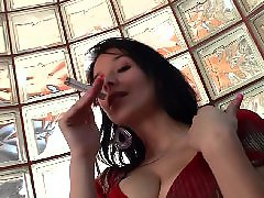 Two hot babes, Pov hot, Smoking brunette, Smoking boobs, Smoking at once, Big boobs pov