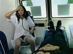 媳婦看護, 看護婦 戀足, 看護師